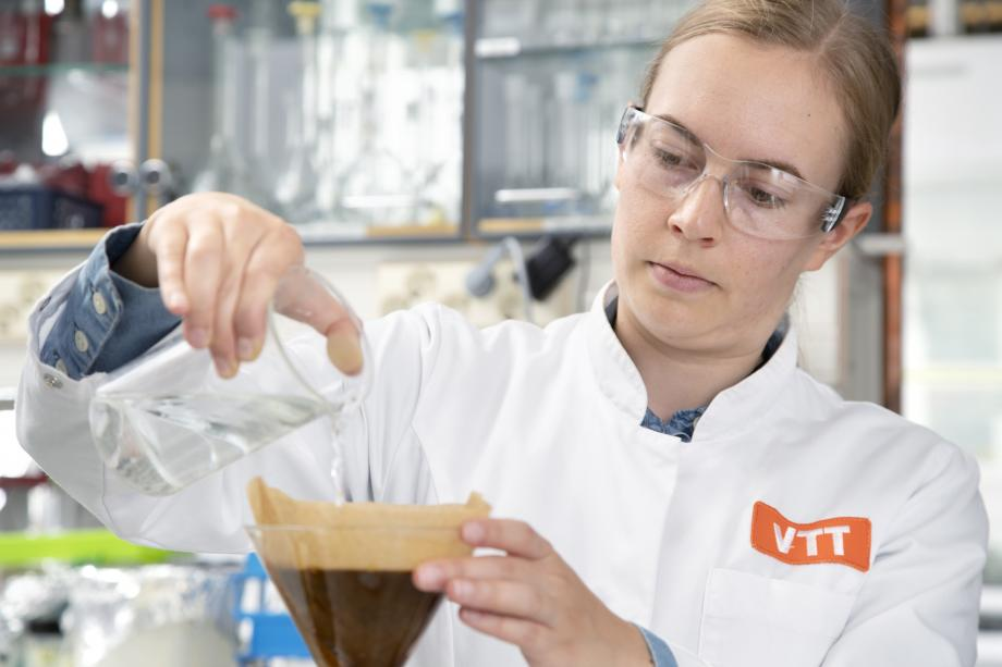 VTT has successfully produced coffee cells in a bioreactor through cellular agriculture. The innovation can help to make the production of coffee more